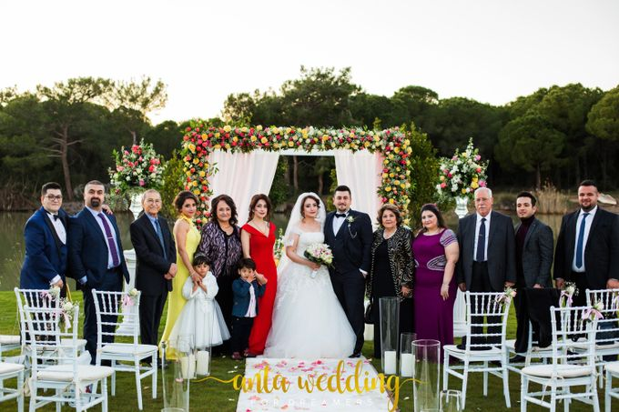 Wedding of Iraq Citizens in Antalya by Anta Organization Wedding & Event Planner - 011