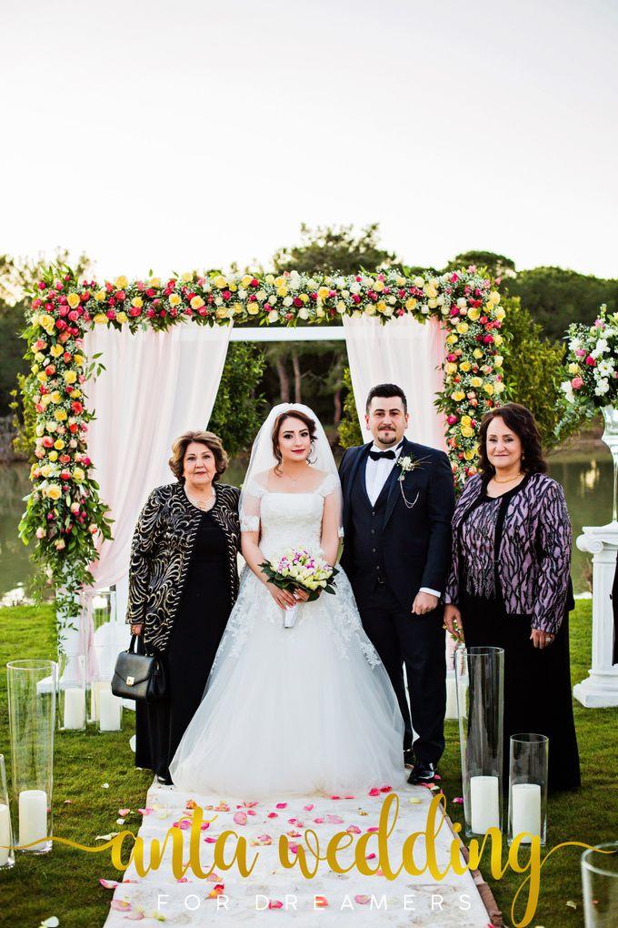 Wedding of Iraq Citizens in Antalya by Anta Organization Wedding & Event Planner - 012