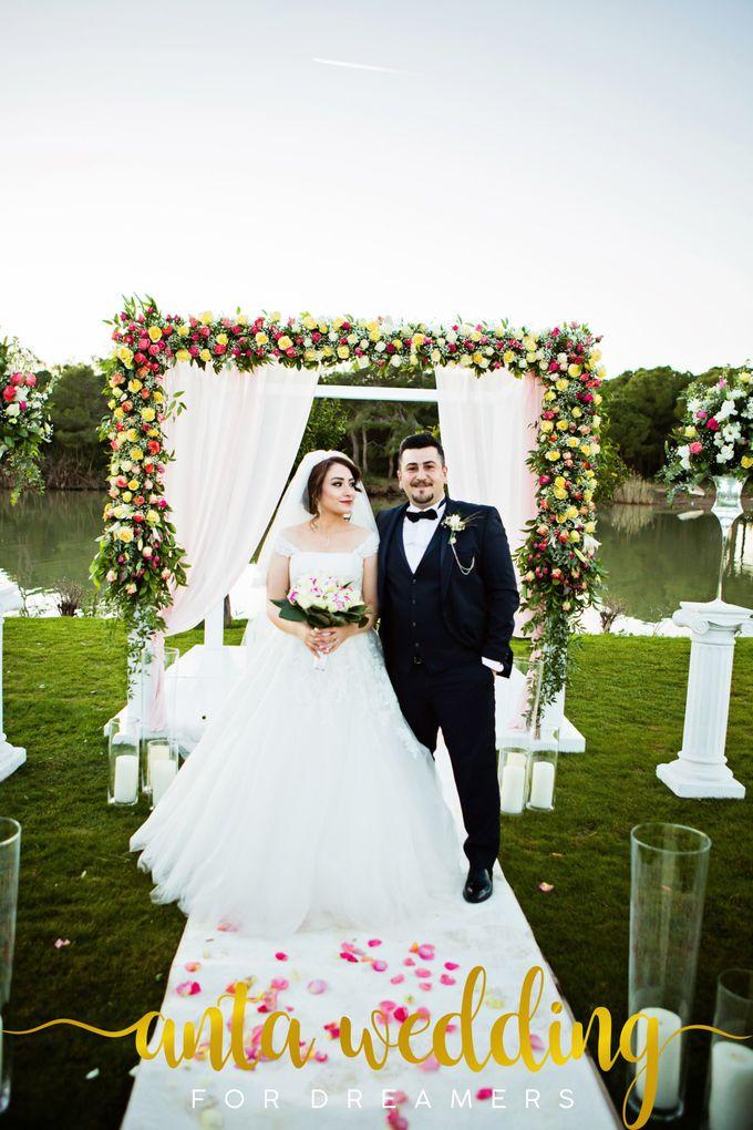 Wedding of Iraq Citizens in Antalya by Anta Organization Wedding & Event Planner - 003