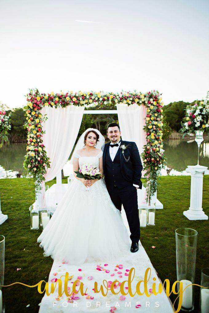 Wedding of Iraq Citizens in Antalya by Anta Organization Wedding & Event Planner - 004
