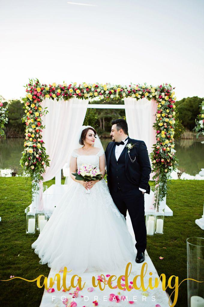 Wedding of Iraq Citizens in Antalya by Anta Organization Wedding & Event Planner - 005