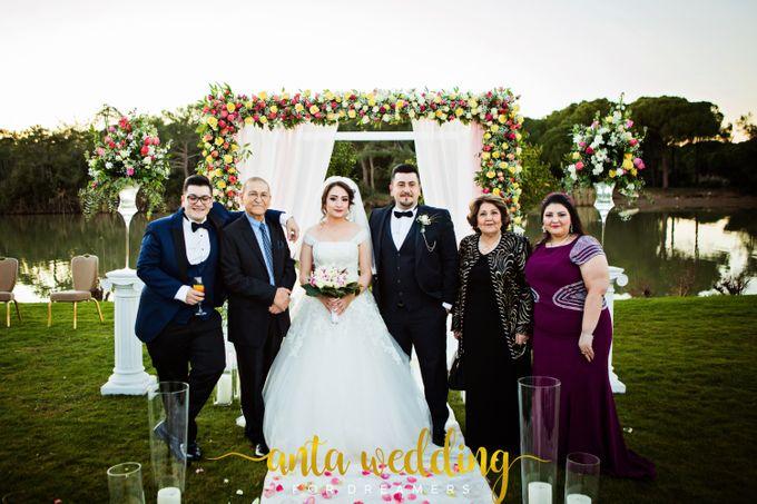 Wedding of Iraq Citizens in Antalya by Anta Organization Wedding & Event Planner - 006
