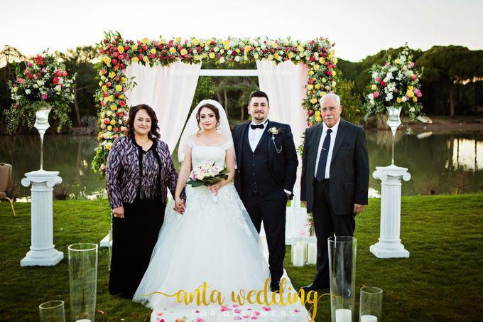 Wedding of Iraq Citizens in Antalya by Anta Organization Wedding & Event Planner - 007