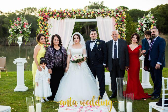 Wedding of Iraq Citizens in Antalya by Anta Organization Wedding & Event Planner - 008