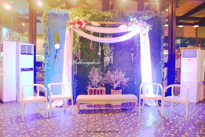 Rocky & Beatrix Wedding by Buttercup Decoration - 001