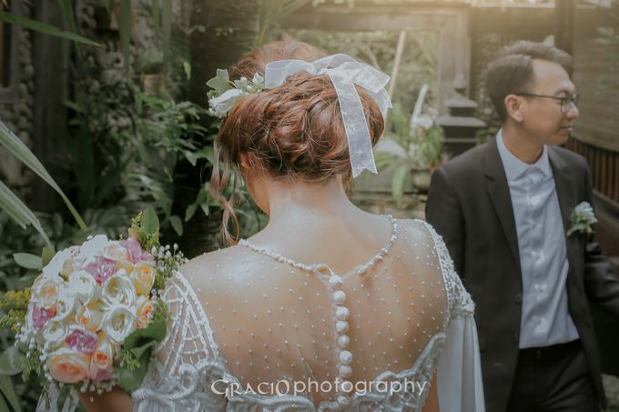 Wedding Isna & Aries by Gracio Photography - 007
