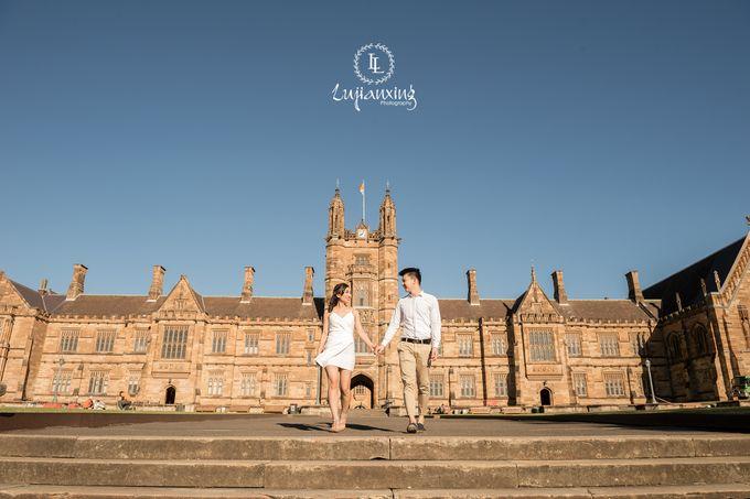 Australia Pre Wedding by Lavio Photography & Cinematography - 001