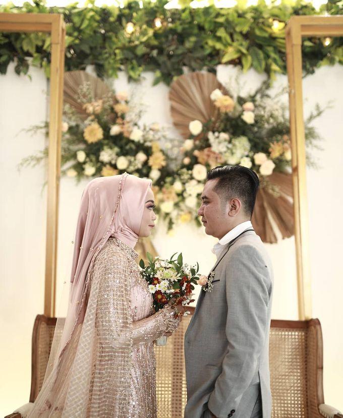 Marriage of Yuda & Mila by Alulla Bride - 002