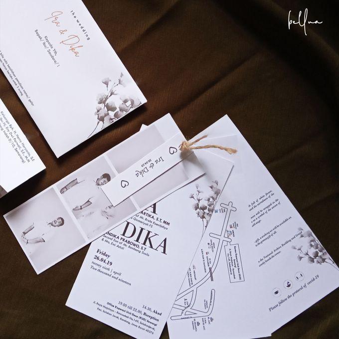 Rustic Wedding Invitation by Bellva Invitation - 003