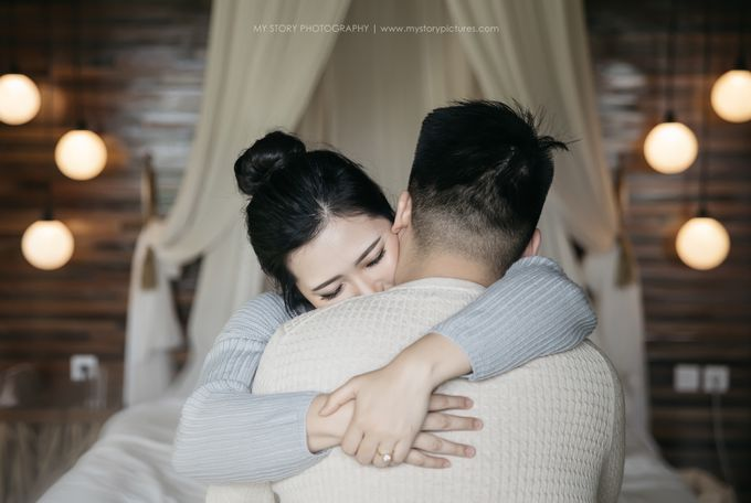 Pre-wedd Kevin Fiona by My Story Photography & Video - 006