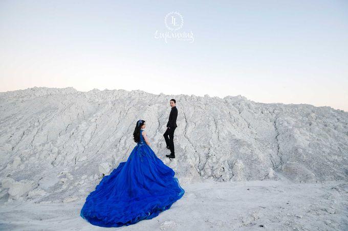 Belitung Pre Wedding by Lavio Photography & Cinematography - 001