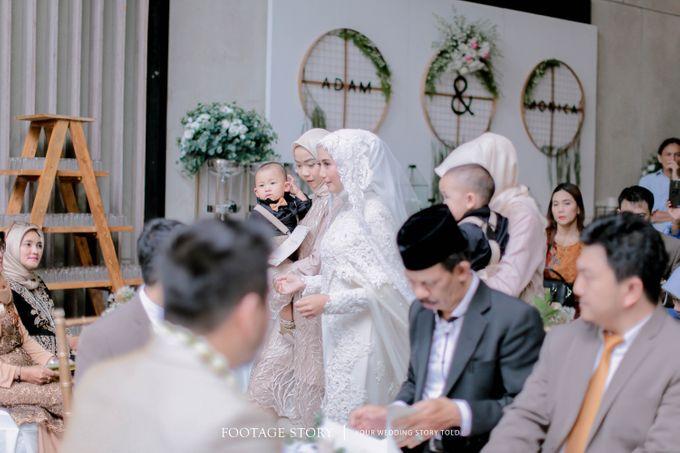 The Wedding of Adam & Monica by Decor Everywhere - 013