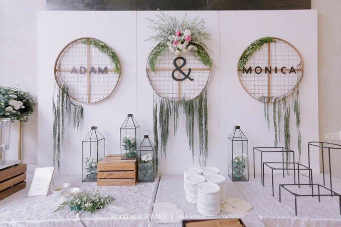 The Wedding of Adam & Monica by Decor Everywhere - 024
