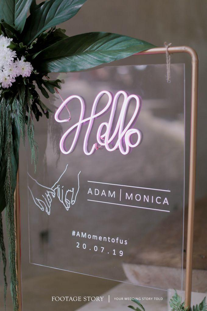 The Wedding of Adam & Monica by Decor Everywhere - 025