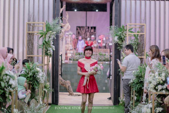 The Wedding of Adam & Monica by Decor Everywhere - 039