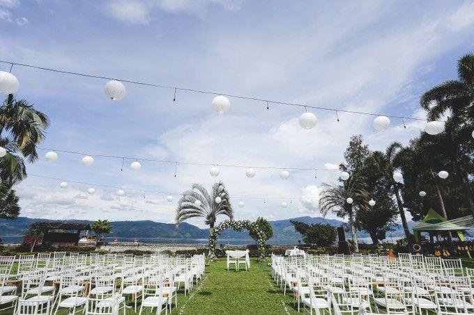 Lambok & Sarah - A Beautiful Lakeside wedding by Jivo Huseri Film - 001