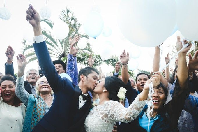A beautiful lakeside wedding on samosir island lake toba by Jivo Huseri Film - 015