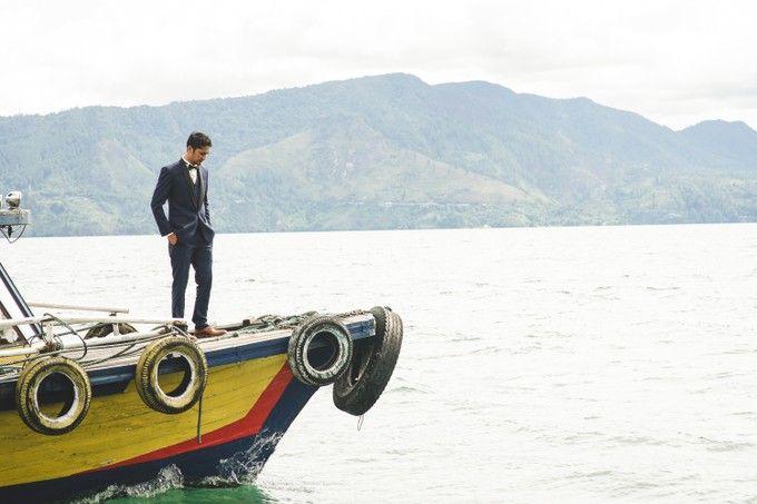 Lambok & Sarah - A Beautiful Lakeside wedding by Jivo Huseri Film - 011