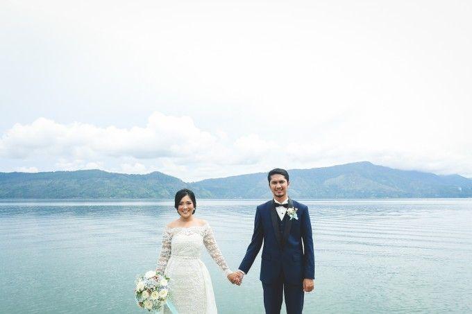 Lambok & Sarah - A Beautiful Lakeside wedding by Jivo Huseri Film - 013