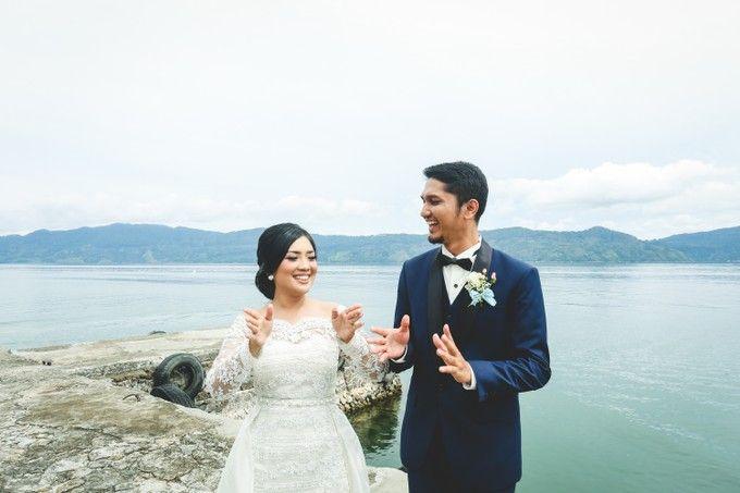 Lambok & Sarah - A Beautiful Lakeside wedding by Jivo Huseri Film - 015