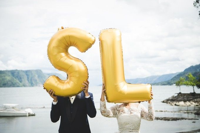 Lambok & Sarah - A Beautiful Lakeside wedding by Jivo Huseri Film - 016