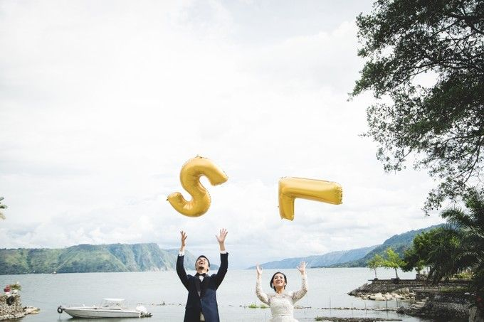 Lambok & Sarah - A Beautiful Lakeside wedding by Jivo Huseri Film - 017