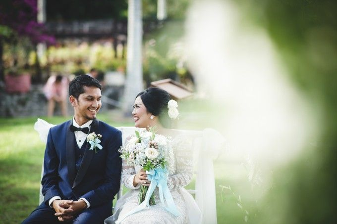 Lambok & Sarah - A Beautiful Lakeside wedding by Jivo Huseri Film - 005