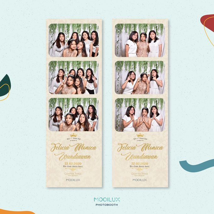 Felicia Monica Birthday Party by Mooilux Photobooth - 001