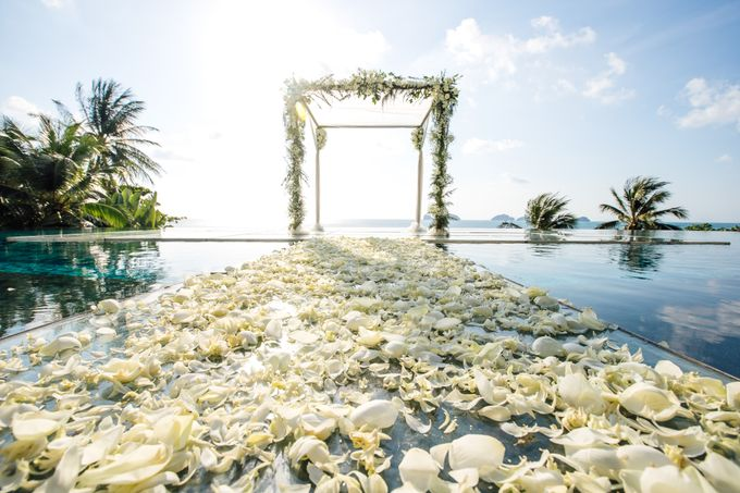 Ailada wedding at Conrad Koh Samui by BLISS Events & Weddings Thailand - 001