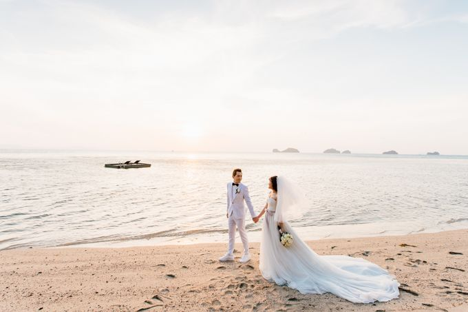 Ailada wedding at Conrad Koh Samui by BLISS Events & Weddings Thailand - 011