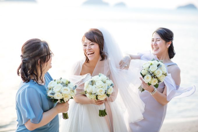 Ailada wedding at Conrad Koh Samui by BLISS Events & Weddings Thailand - 013