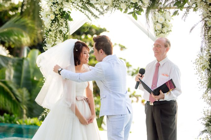 Ailada wedding at Conrad Koh Samui by BLISS Events & Weddings Thailand - 004