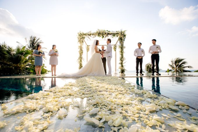 Ailada wedding at Conrad Koh Samui by BLISS Events & Weddings Thailand - 005