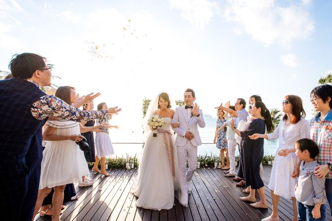 Ailada wedding at Conrad Koh Samui by BLISS Events & Weddings Thailand - 008