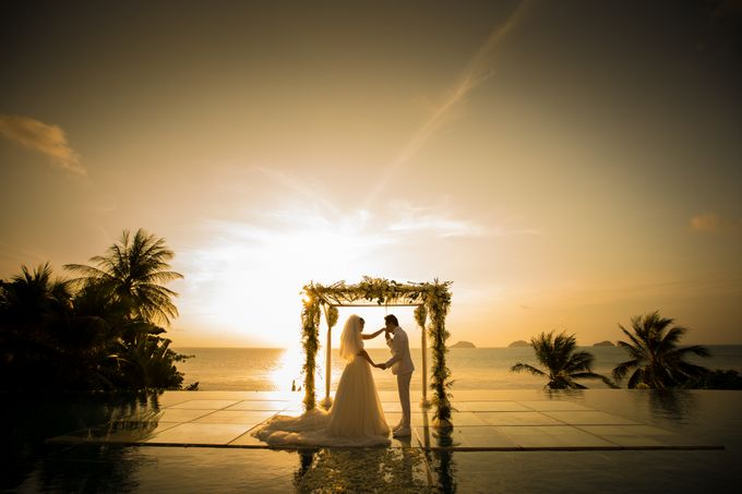 Ailada wedding at Conrad Koh Samui by BLISS Events & Weddings Thailand - 009