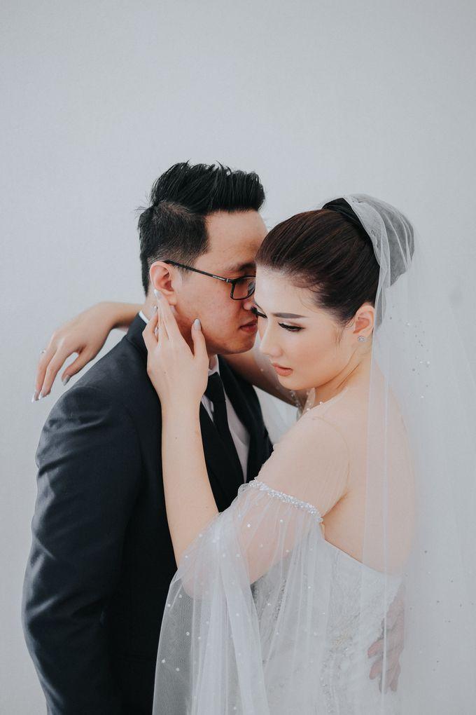 Wedding Of Agus & Patricia by EIFFEL CAKE - 001