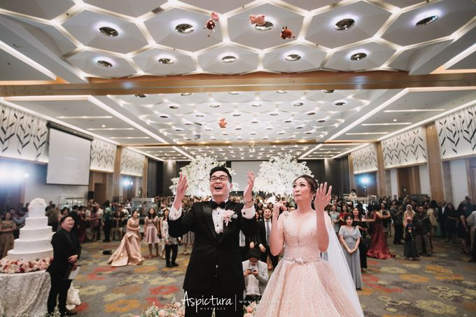 The Wedding Of Ari & Stefiana by de_Puzzle Event Management - 015
