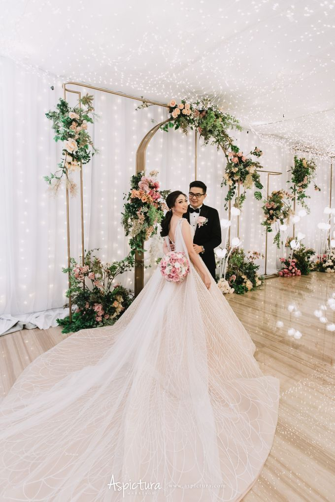 The Wedding Of Ari & Stefiana by de_Puzzle Event Management - 010