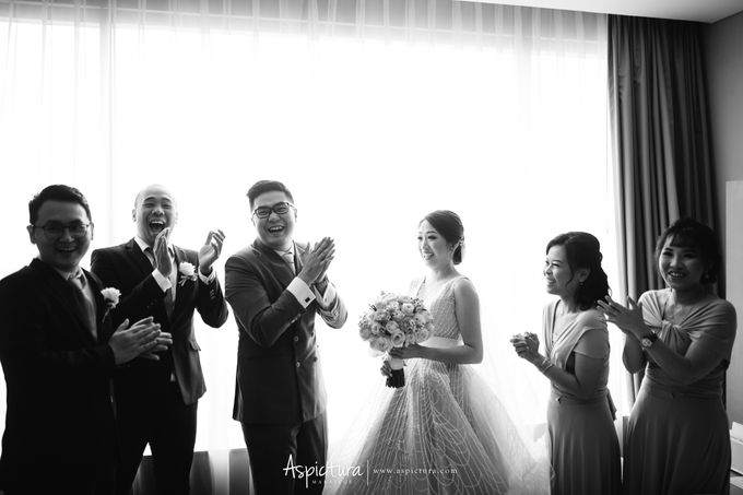 The Wedding Of Ari & Stefiana by de_Puzzle Event Management - 011