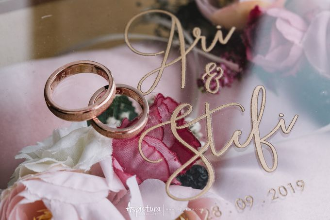 The Wedding Of Ari & Stefiana by de_Puzzle Event Management - 002