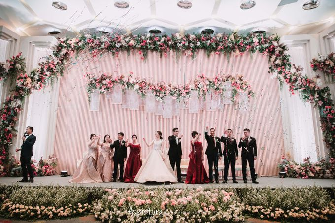 The Wedding Of Ari & Stefiana by de_Puzzle Event Management - 017