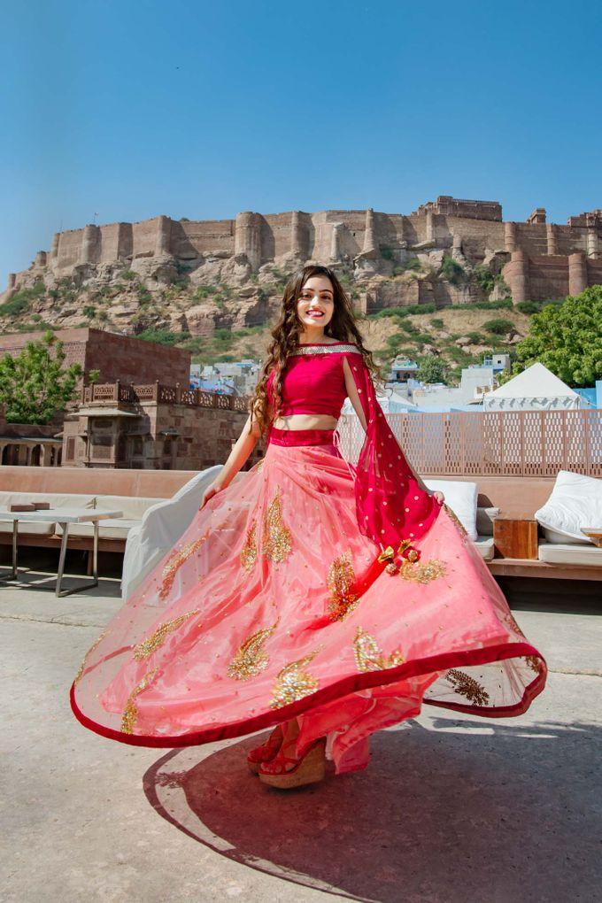 Jodhpur Pre-Wedding Shoot by GrizzyPix Photography - 003