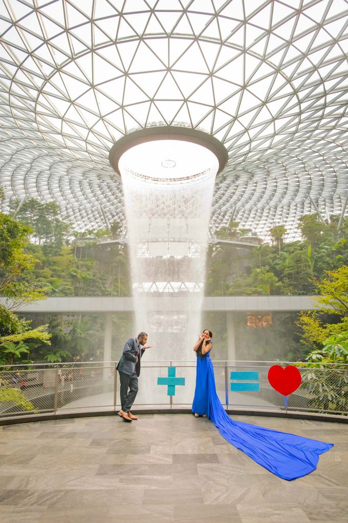 Pre-Wedding Shoot by GrizzyPix Photography - 002