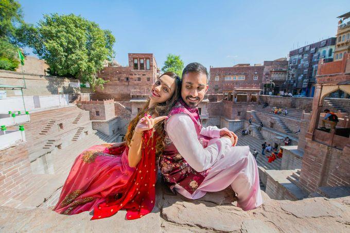 Jodhpur Pre-Wedding Shoot by GrizzyPix Photography - 002