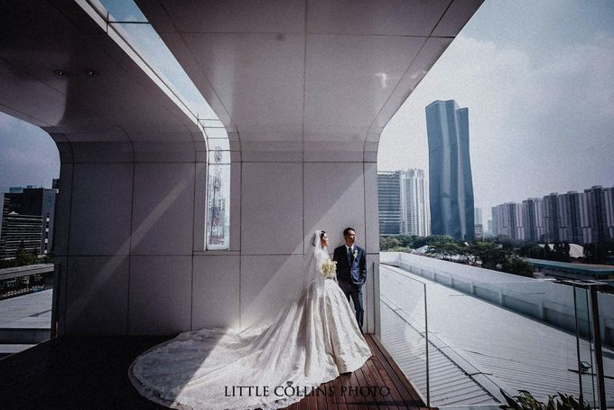 Jimmy & Ilea Wedding by Wong Hang Distinguished Tailor - 001