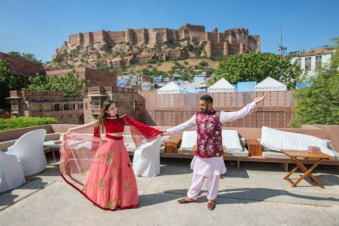 Jodhpur Pre-Wedding Shoot by GrizzyPix Photography - 001