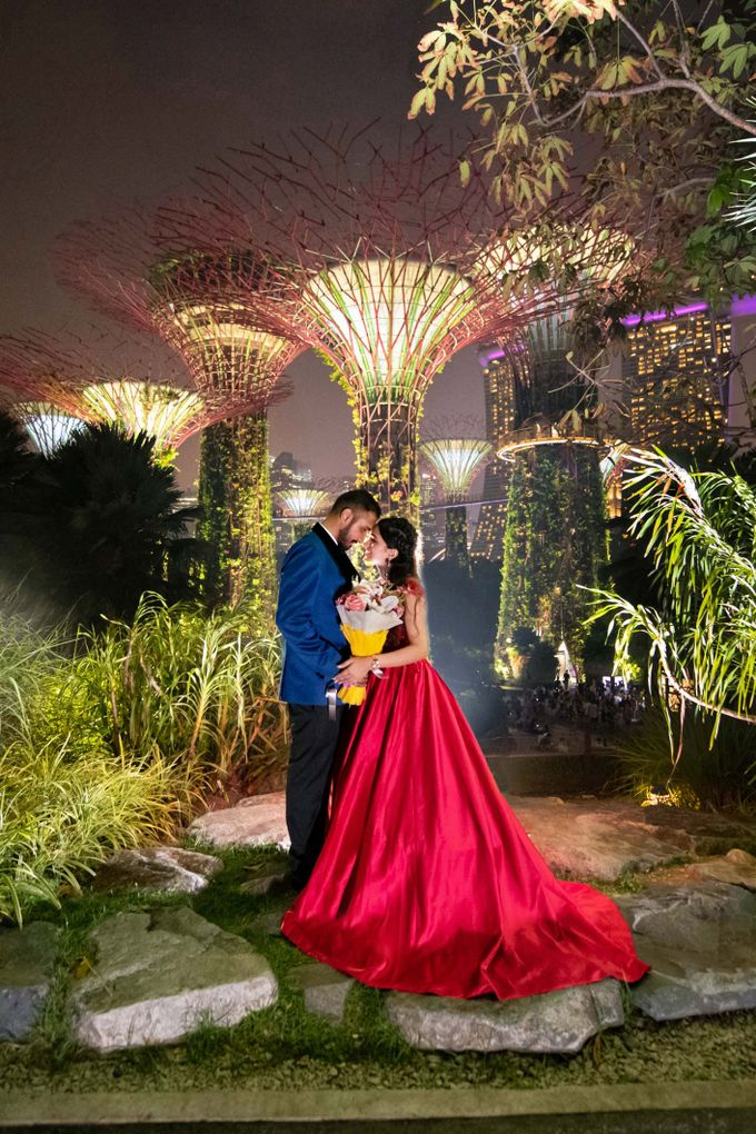 Pre-Wedding Shoot by GrizzyPix Photography - 001