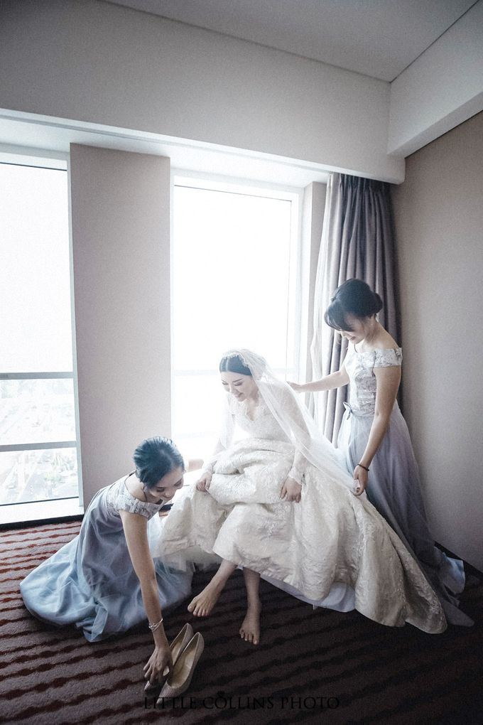 Jimmy & Ilea Wedding by Wong Hang Distinguished Tailor - 014