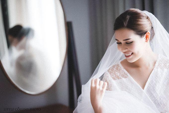 Henri & Adelia Wedding by Pullman Jakarta Indonesia - 001