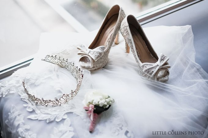 Henri & Adelia Wedding by Pullman Jakarta Indonesia - 004